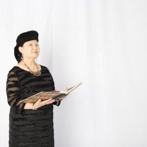 Исаханова Дамеш Кинаятовна