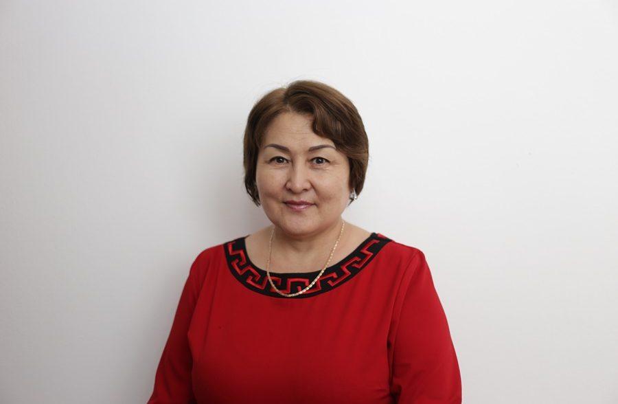 Саугабаева Мейраш Ахбергеновна