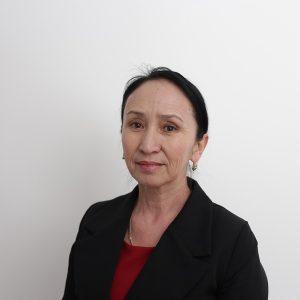 Жумабек Рабига Садыровна