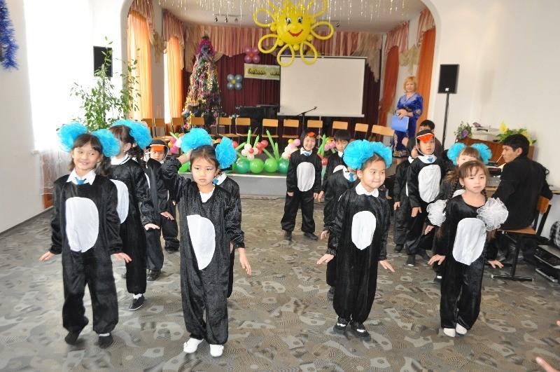 Жизнь школы 2012