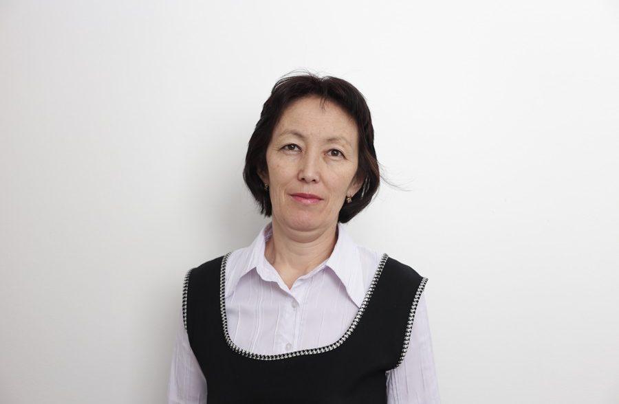 Алгазиева Гульшат Тлеухановна