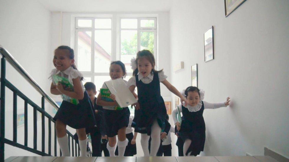Посмотреть видео ««Көкіл» мектебі»